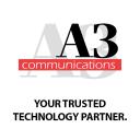 A3 Communications logo icon