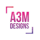 A3M Designs Ltd logo