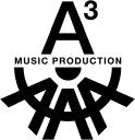 A3 Music (AAA Music ltd) logo