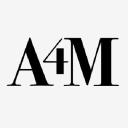 A4 M logo icon