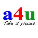 A4U Taxi logo