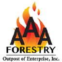 AAA Forestry / Outpost of Enterprise, Inc. logo