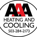 AAA Heating and Cooling logo