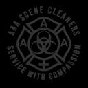 AAA Scene Cleaners logo