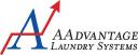 AAdvantage Laundry Systems logo