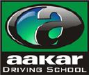 Aakar Driving School logo