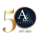 A&A Optical logo