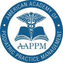 AAPPM - American Academy of Podiatric Practice Management logo