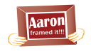 Aaron Framed It! Pty Ltd logo