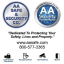 AA Safe & Security Co logo