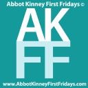 Abbot Kinney First Fridays logo icon