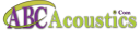 ABC Acoustics, Inc. logo