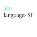 Abc Languages Sf logo icon