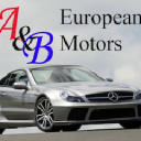 A & B EUROPEAN MOTORS logo