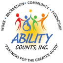 Ability Counts, Inc. logo