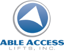 Able Access Lifts, Inc. logo