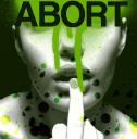 ABORT Magazine logo