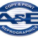 A & B Reprographics, Inc. logo