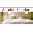 Absolute Comfort On Sale Logo