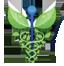 Absolute Health logo