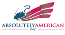 Absolutely American, Inc. logo