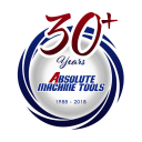 Absolute Machine Tools logo icon