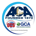 American Correctional Association logo