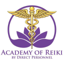 Academy of Reiki by Direct Personnel logo