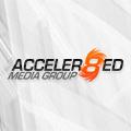 Acceler8ed Media Group logo