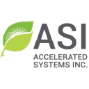 Accelerated Systems Inc. logo