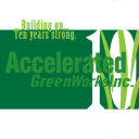 Accelerated Green Works, Inc. logo