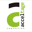 acceltage consulting logo