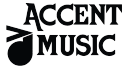 Accent Music, Inc. logo