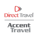 Accent Travel / American Express logo