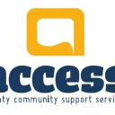 Access County Community Support Services (ACCESS) logo