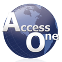 Access One ATM, Inc. logo