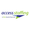 Access Staffing logo
