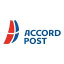 Accord Post Ukraine logo