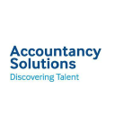 Accountancy Solutions, Financial Recruitment Consultants, Ireland logo