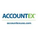Accountex Usa logo icon