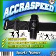 AccraSpeed Sports Trainer Logo