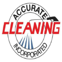 Accurate Cleaning, Inc. logo