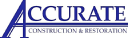 Accurate Construction and Restoration/ServiceMASTER of Sarpy County logo