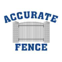 Accurate Fence logo