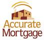 Accurate Mortgage logo