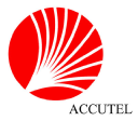 Accutel Inc. logo