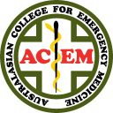 The Australasian College For Emergency Medicine logo icon