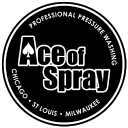 Ace of Spray: Professional Pressure Washing logo