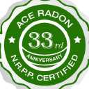 ACE Radon Corporation logo
