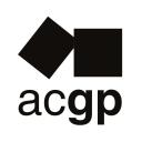 ACGP Arquitectura logo